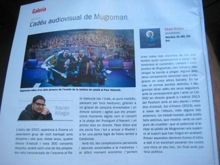 Article a El Temps