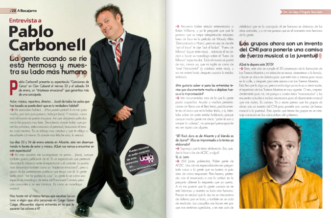 Entrevista Pablo Carbonell