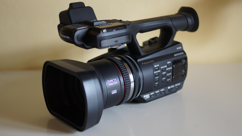 Technical Equipment Javi Ivnyez Panasonic Ag Ac90 Professional Ac 90